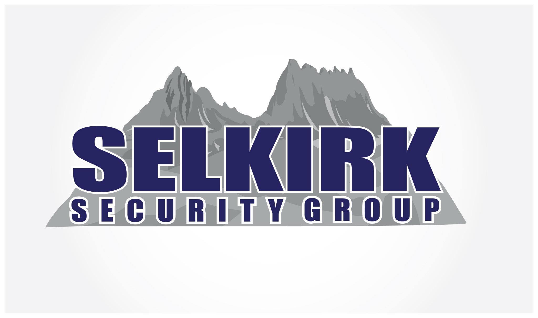 branding logo design selkirk security group