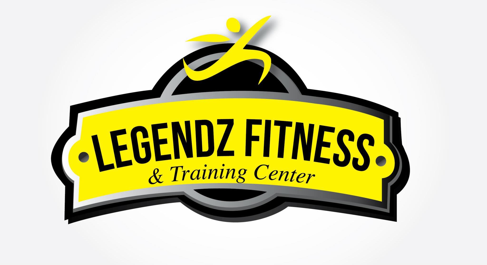 Branding Logo Design: Legendz Fitness | Foi Designs
